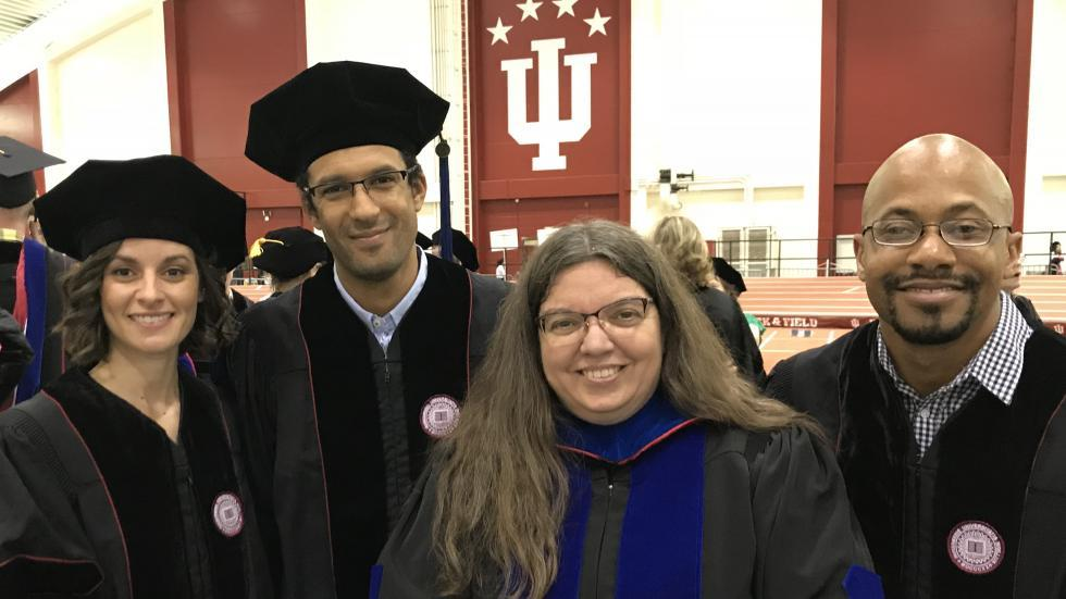 IU Grads 2018